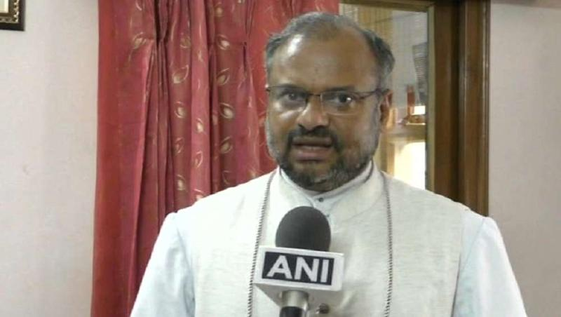 Kerala Nun Rape Case: Franco Mulakkal Had Fish-Curry & Rice Before Taken to Cell