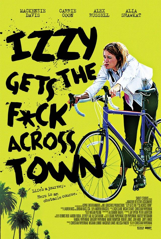Mackenzie davis bums a ride from alia shawkat in izzy gets the fk izzy gets the fuck across town altavistaventures Choice Image