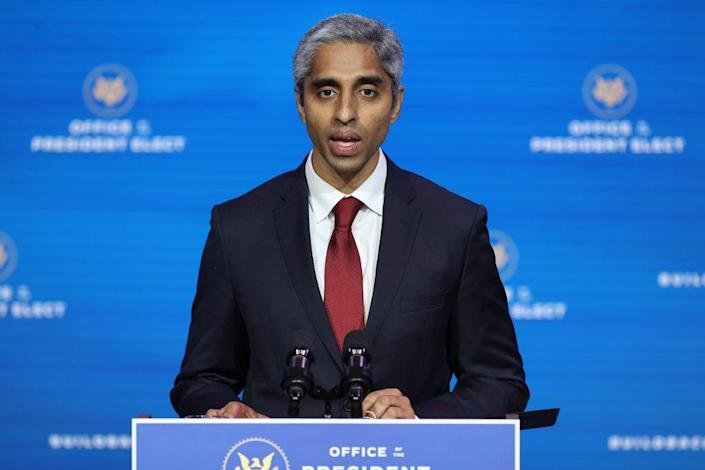 Surgeon General Dr. Vivek Murthy