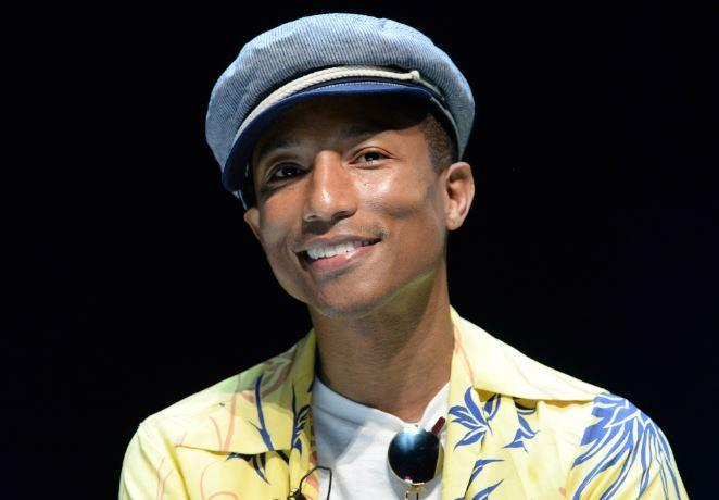 <p>Another lucky so-and-so who seems to have stopped ageing – Pharrell will be 44 next month but honestly doesn't look a day over 30 (Photo: Rex) </p>