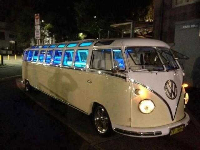 Hooligan - Volkswagen Type 2