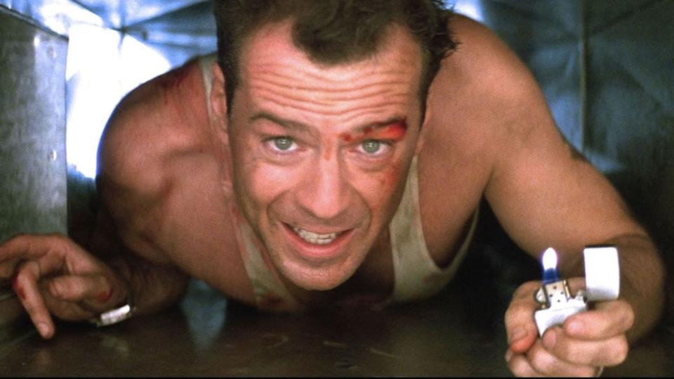 Poll finds Die Hard is NOT a Christmas movie