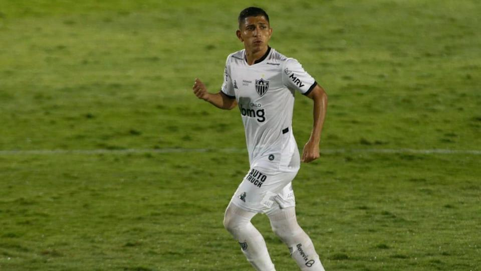 2020 Brasileirao Series A: Red Bull Bragantino v Atletico Mineiro Play Behind Closed Doors Amidst   Miguel Schincariol/Getty Images