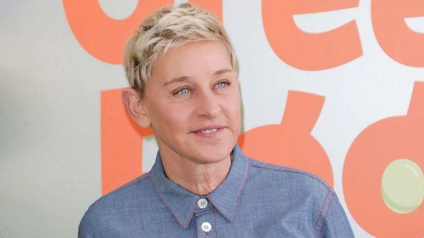 PHOTO: Ellen DeGeneres attends the premiere of Netflix's 'Green Eggs And Ham' at Hollywood American Legion on Nov. 03, 2019, in Los Angeles. (Tibrina Hobson/Getty Images, FILE)