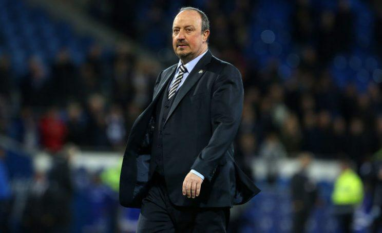 A record breaking away win for Newcastle United under Rafa Benitez