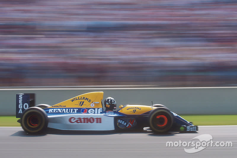 "72: Damon Hill, Williams FW15C Renault<span class=""copyright"">LAT Images</span>"