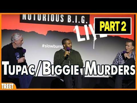 """<p>It would be remiss for a podcast covering the greatest scandals of the late 20th-century to not discuss the tragic and unsolved murders of two of hip-hop's biggest legends: Christopher """"Biggie Smalls"""" Wallace and Tupac Shakur. Host Joel Anderson continues his thoughtful and thorough investigation on this season by looking beneath the beef of the two rivals feuding, and into the greater implications of their lives and deaths.</p><p><a class=""""link rapid-noclick-resp"""" href=""""https://open.spotify.com/episode/3GQ1UQoH7EpE46Am2PRvkI?si=-ivSZdToTX2AYi5xMbWYRQ"""" rel=""""nofollow noopener"""" target=""""_blank"""" data-ylk=""""slk:Listen"""">Listen</a></p><p><a href=""""https://www.youtube.com/watch?v=Jompq2dhei0"""" rel=""""nofollow noopener"""" target=""""_blank"""" data-ylk=""""slk:See the original post on Youtube"""" class=""""link rapid-noclick-resp"""">See the original post on Youtube</a></p>"""