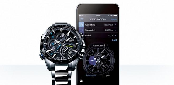 Casio Edifice EQB501, launch, features, Top 5 smartwatches that will make you look class apart from just geek