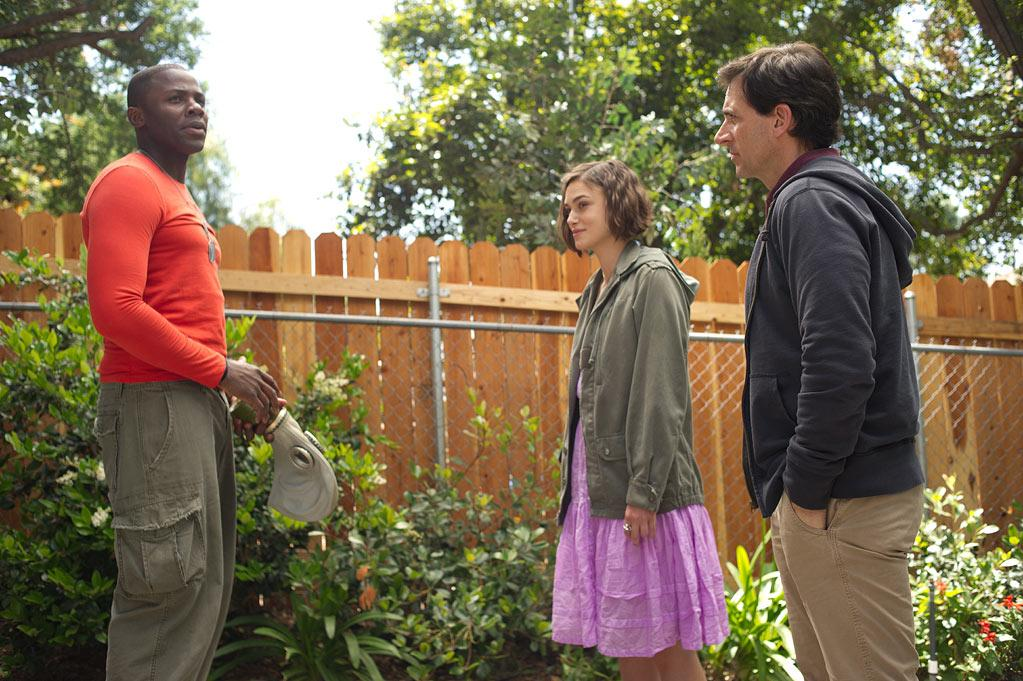 """Derek Luke, Keira Knightley and Steve Carell in Focus Features' """"Seeking a Friend For the End of the World"""" - 2012"""