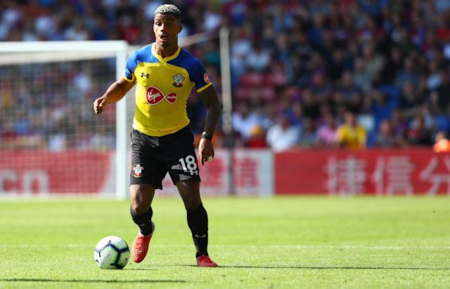 Mario Lemina has featured in all of Southampton's fixtures so far this season