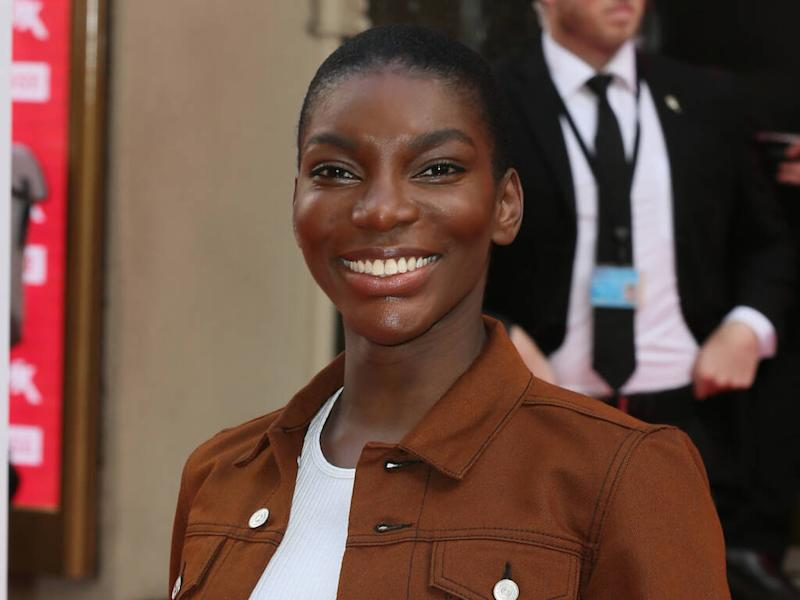 Michaela Coel unaffected by I May Destroy You success