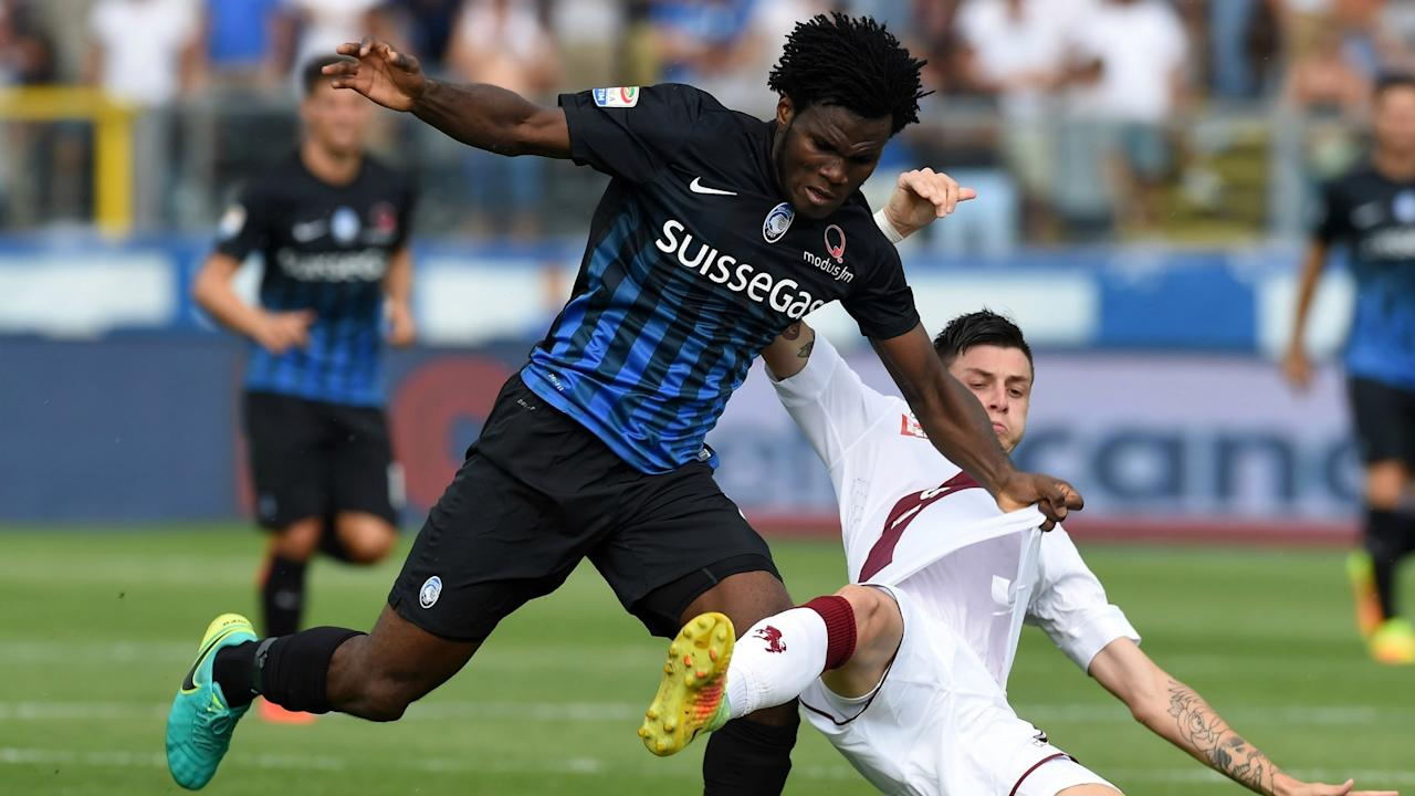 The Rossoneri have moved for the Ivory Coast international, seeing off competition from Serie A rivals Roma to secure his services