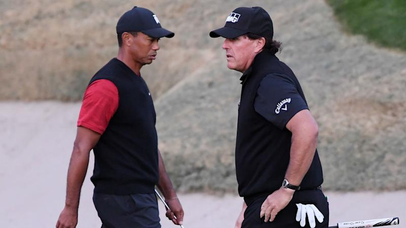 Phil Mickelson, Justin Thomas resume rivalry at WGC-Mexico Championship