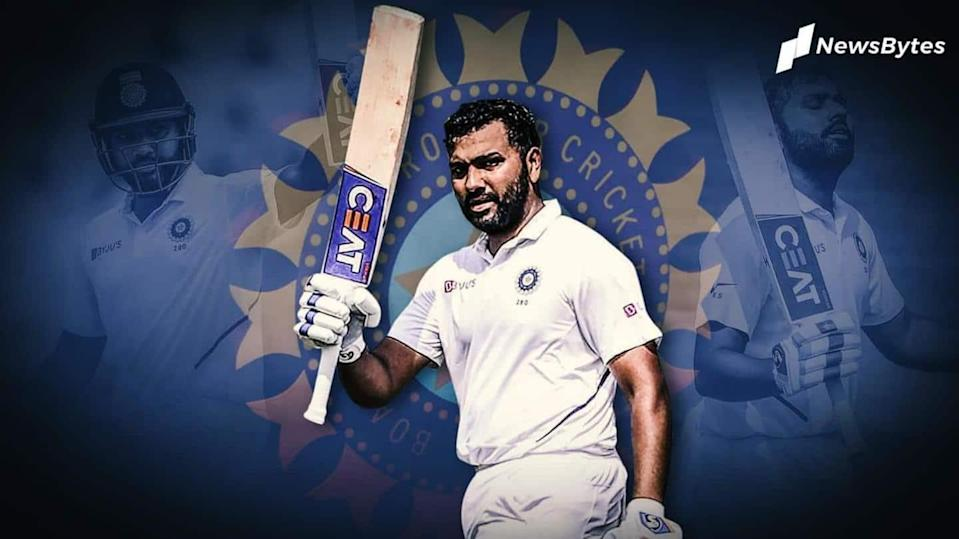 Records which Rohit Sharma can break on the UK tour