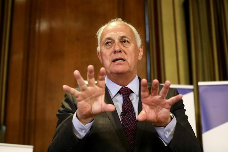 Lord Malloch-Brown, chairman of the pro-European Union campaign group Best for Britain (file photo): REUTERS