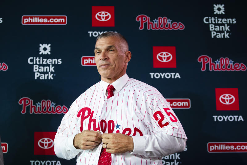 Phillies Spring Preview Baseball