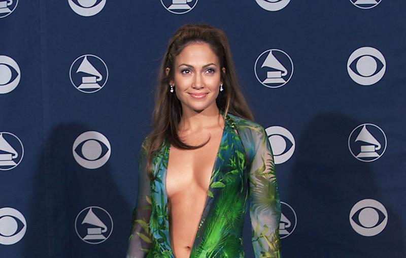 a2bfaf14870 Jennifer Lopez Just Revealed Why She Almost Didn t Wear That Iconic Versace  Dress at the Grammys