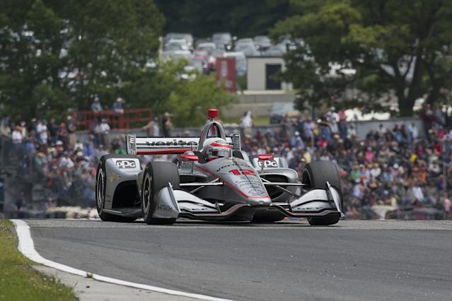 IndyCar allows fans to return for Road America