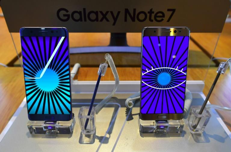Samsung Electronics was forced to abandon its premium Galaxy Note 7, originally intended to compete with Apple's iPhone, after a chaotic recall that saw replacement devices also catching fire