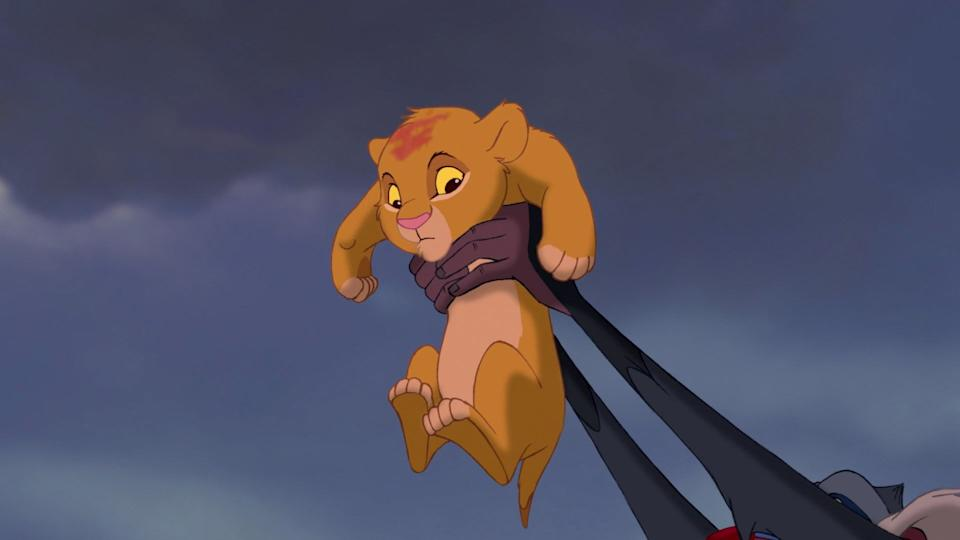 1994's The Lion King (Credit: Disney)