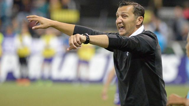 The Reign FC head coach is one of the leading candidates to take over from the departing Jill Eliis