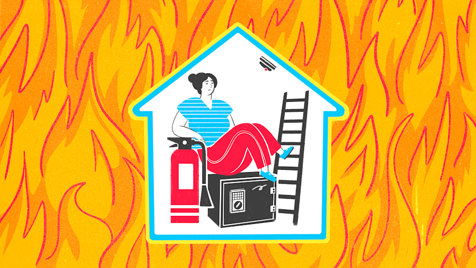 4 fire safety products you should always have in the house