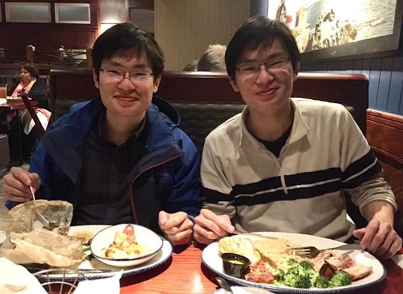 Double degree: Shanghai twins both headed for MIT to study theoretical physics