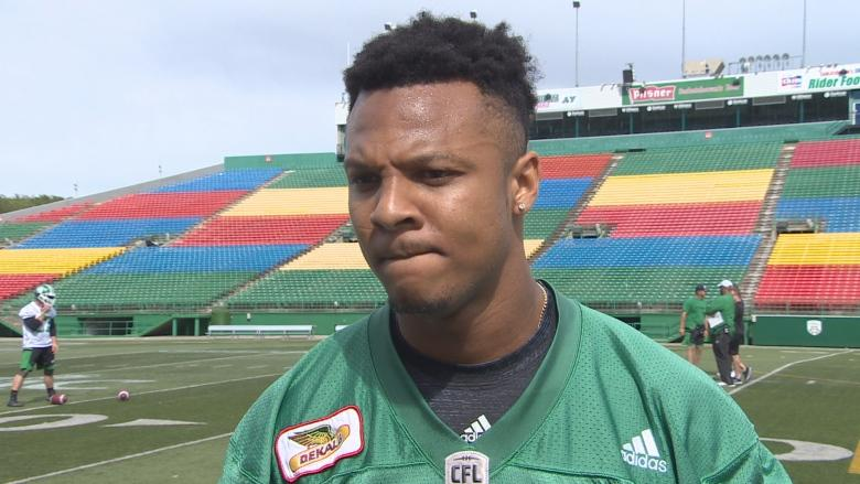 Roughriders, CFL won't welcome Justin Cox back