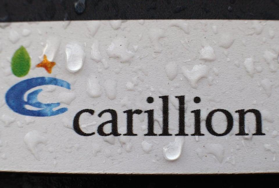 One of the audits was for failed outsourcing giant Carillion (Yui Mok/PA) (PA Archive)