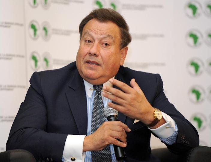 Tunisian former minister, Jalloul Ayed, is among eight candidates running for the presidency of the African Development Bank (AFP Photo/Fethi Belaid)