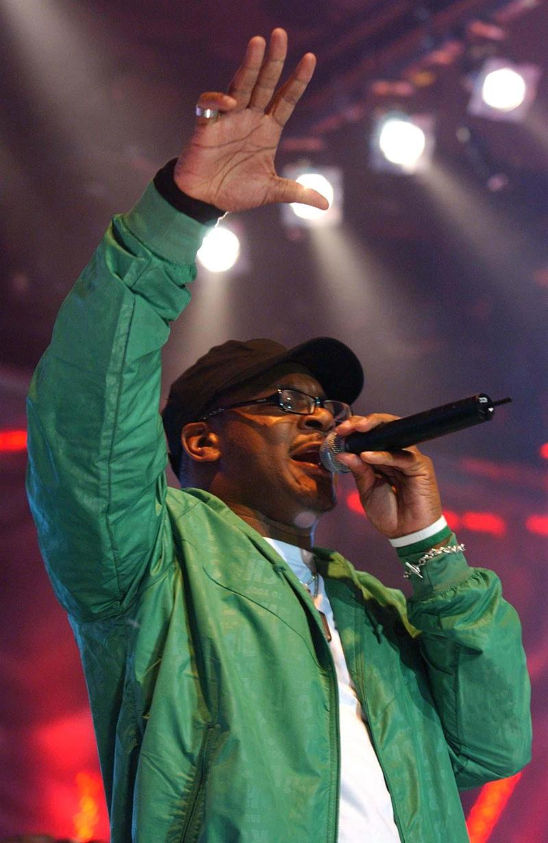 Ty was placed in a medically induced coma following complications from the coronavirus. Photo: Getty