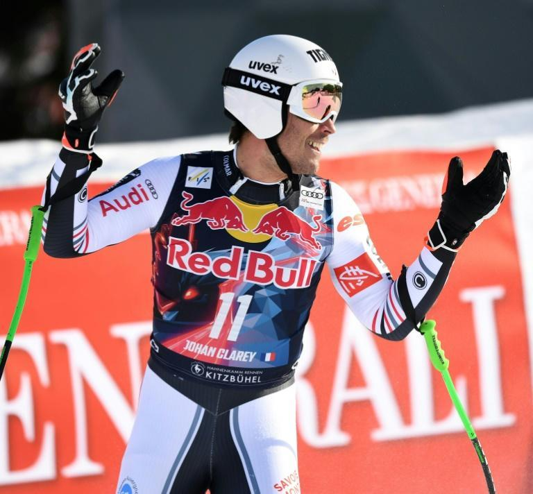 """French veteran Johan Clarey has admitted to feeling """"angry"""" at organisers over a savage final jump of the Kitzbuehel World Cup downhill that was scene of a gruesome crash"""