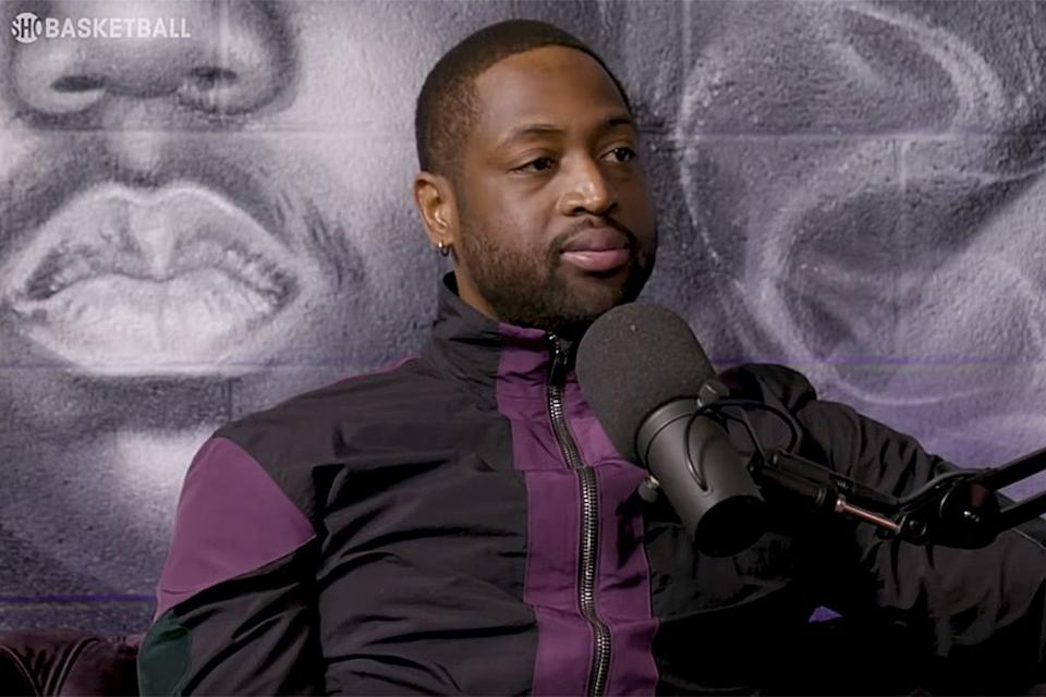 Dwyane Wade | YouTube