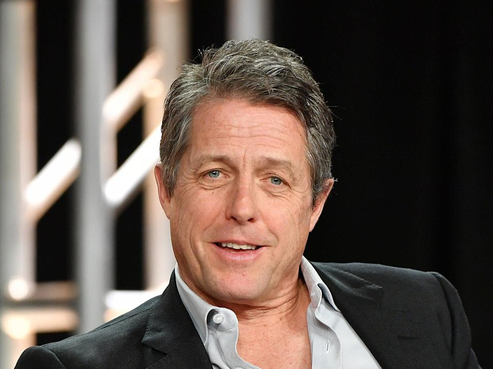 Hugh Grant says it's 'been a relief' to move away from the rom-com roles (Getty Images)