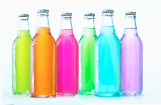 "<p>Similar to desserts, sodas and juices are often extremely high in sugar, leading to inflammation that causes breakouts. Even ""healthy"" juices can have an extremely high sugar content without consumers realizing it, so read the label before stocking up.</p><p><i>(Photo: Stocksy)</i></p>"