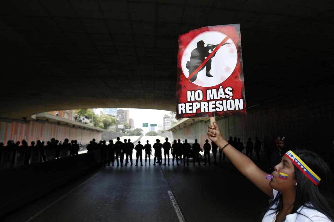 Venezuelas problems get worse as protests and riots