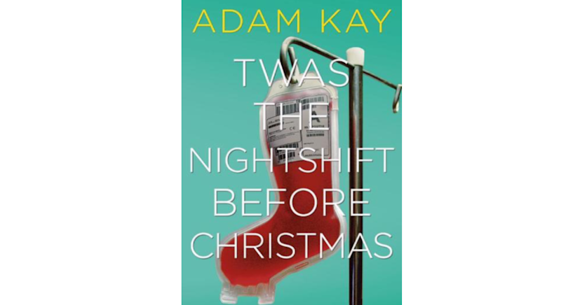 Adam Kay is back after his best seller, This Is Going To Hurt. [Photo: Amazon]