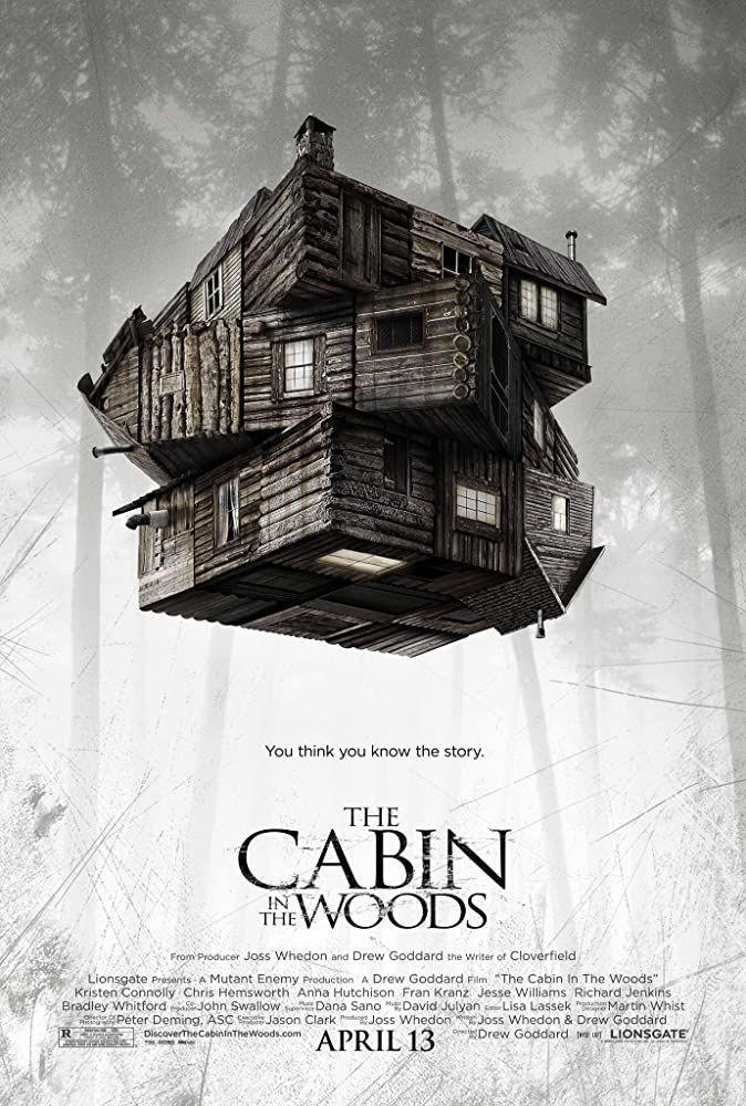 """<p>What happens when a group of five college students (including Chris Hemsworth!) go into a remote cabin in the woods ... and then fall victim to scary backwood zombies? Though it may sound like a clichéd horror movie trope, <em>The Cabin in the Woods </em>offers a fresh take that's simultaneously funny and terrifying.</p><p><a class=""""link rapid-noclick-resp"""" href=""""https://www.amazon.com/Cabin-Woods-Kristen-Connolly/dp/B008WB33LW?tag=syn-yahoo-20&ascsubtag=%5Bartid%7C10055.g.33546030%5Bsrc%7Cyahoo-us"""" rel=""""nofollow noopener"""" target=""""_blank"""" data-ylk=""""slk:WATCH ON AMAZON"""">WATCH ON AMAZON</a></p>"""