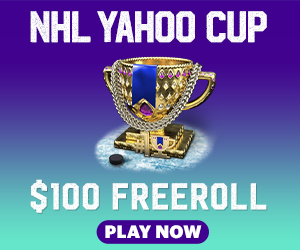 Enter the NHL Yahoo Cup contest
