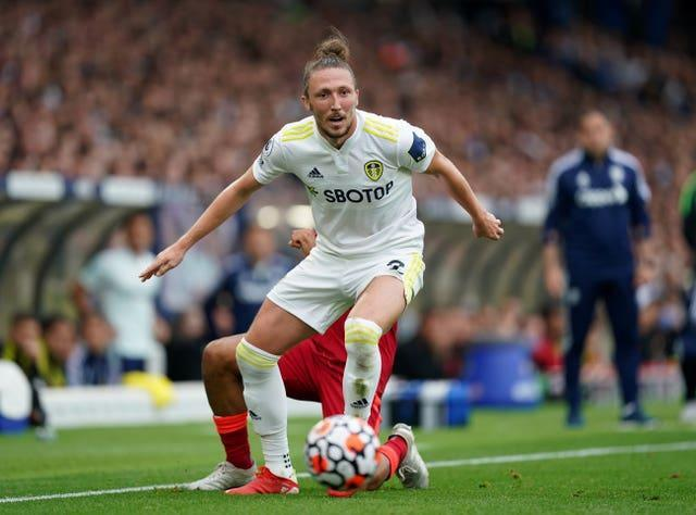 Luke Ayling will undergo minor knee surgery and will be out for several weeks