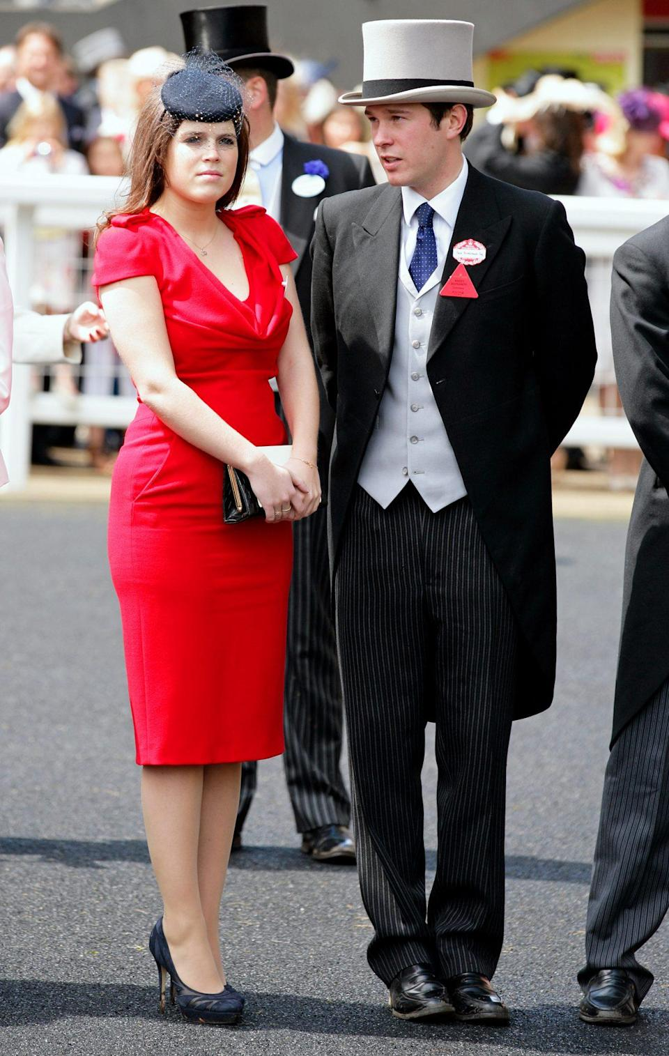 <p>The couple attended their first Royal Ascot, a staple on the royals' calendar, together in 2011. </p>