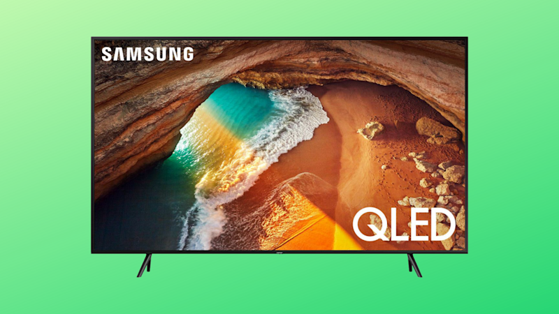 Save more than $1,000 on this 75-inch Samsung 4K TV. (Photo: Walmart)