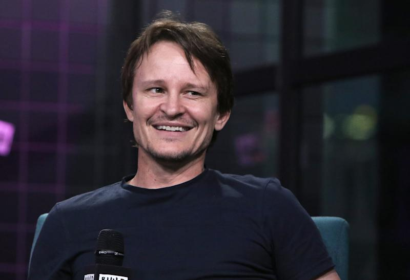 NEW YORK, NEW YORK - JULY 31: Actor Damon Herriman attends the Build Series to discuss