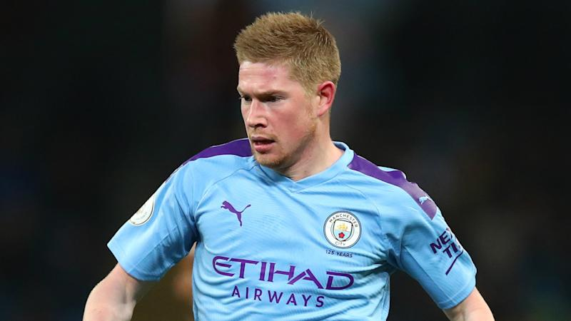 'I'm going to take two years more' - Man City star De Bruyne vows to extend career after coronavirus lockdown