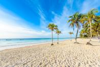 <p>It seems Mexico has its fair share of picturesque spots. This remote beach in Playa Paraiso certainly earned its name for good reason. <em>[Photo: Getty]</em> </p>