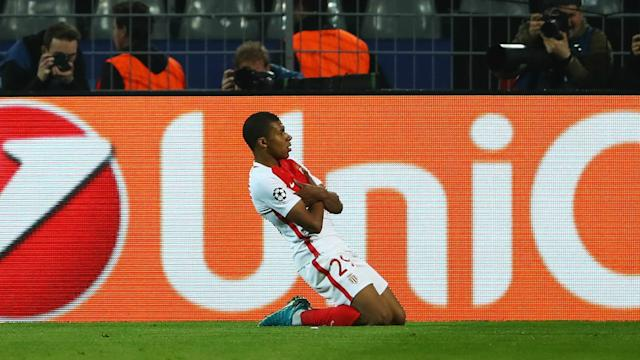 The veteran shot-stopper is old enough to be Mbappe's father, but he has been in typically sterling form to guide the Bianconeri into the last four