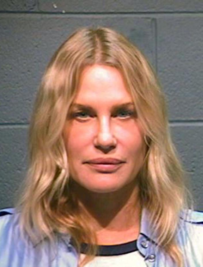 Actress Daryl Hannah was arrested in Winnsboro, Texas on Oct. 4, 2012, along with a 78-year-old northeast Texas landowner while protesting construction of a pipeline designed to bring crude oil from Canada to Gulf Coast refineries.