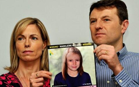 Kate and Gerry McCann, Madeleine's parents - Credit: John Stillwell /PA