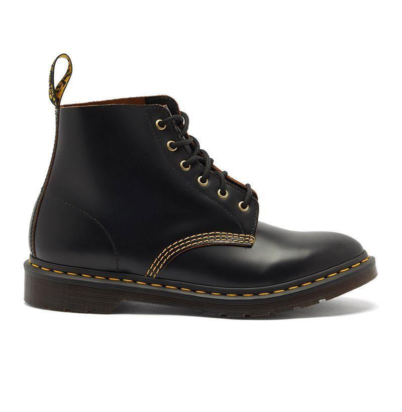 """<p><strong>Dr. Martens</strong></p><p>matchesfashion.com</p><p><strong>$162.00</strong></p><p><a href=""""https://go.redirectingat.com?id=74968X1596630&url=https%3A%2F%2Fwww.matchesfashion.com%2Fus%2Fproducts%2F1375002&sref=https%3A%2F%2Fwww.esquire.com%2Fstyle%2Fmens-fashion%2Fg35293457%2Fbest-new-menswear-january-23%2F"""" rel=""""nofollow noopener"""" target=""""_blank"""" data-ylk=""""slk:Shop Now"""" class=""""link rapid-noclick-resp"""">Shop Now</a></p>"""