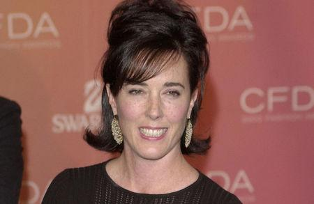 Celebrities react to Kate Spade's death